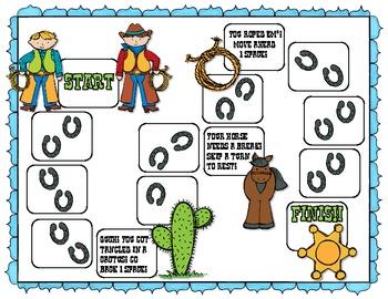Rounding Rodeo Math Game
