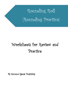 Rounding Roll Worksheets