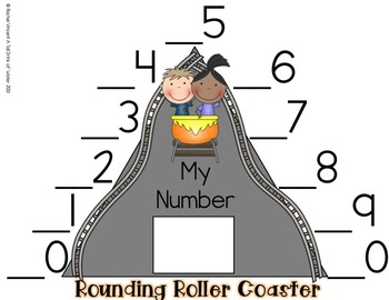 Rounding Roller Coaster {A Strategy in Rounding Numbers}
