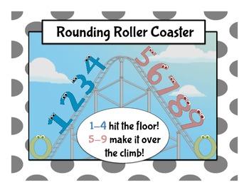 Rounding Roller Coaster