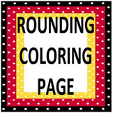 Rounding Rainbow Roller Coaster Coloring Activity
