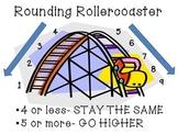 Rounding Rollercoaster FREEBIE