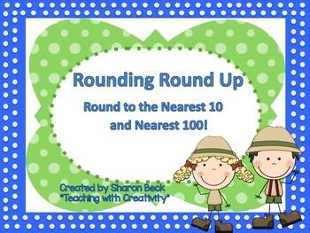 Rounding Round Up