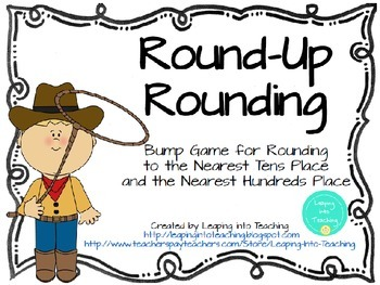 Rounding Round-Up Bump Games