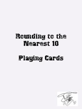 Rounding Round-Up Game