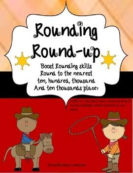Rounding Round Up ~ Rounding Multidigit Numbers