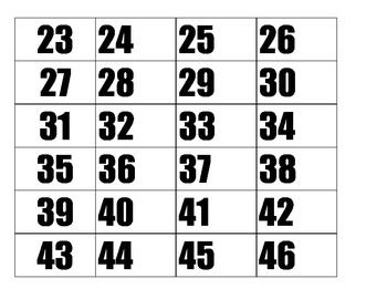 Rounding Round-Up and Number tiles