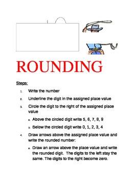 Rounding Round-up-down