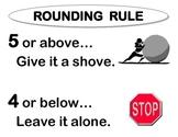 Rounding Rule chart