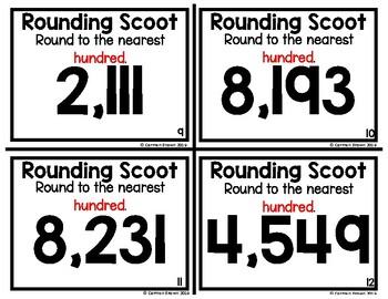 Rounding Scoot