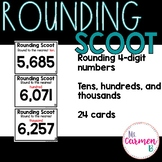 Rounding Four-Digit Numbers Practice
