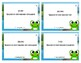 Rounding Scoot Activity/Task Cards (Up to the Hundred Millions Place)