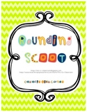 Rounding Scoot - Place Value