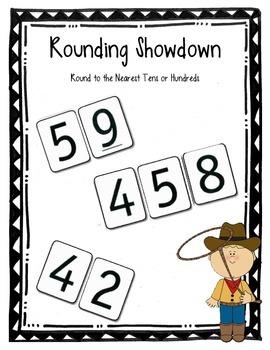 Rounding Showdown