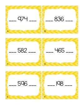Rounding Task Cards 2