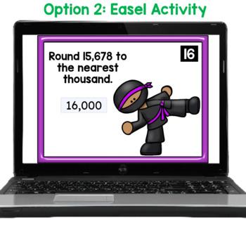 Rounding Task Cards (FREE!)