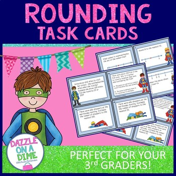 Rounding - 3rd Grade