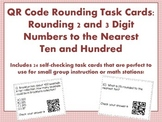 Rounding Task Cards: Self-Checking with QR Codes!