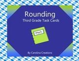 Rounding Task Cards - Third Grade Common Core Math 3.NBT.A.1