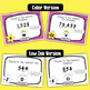 Rounding Task Cards with Fun Coded Answer 4.NBT.A.3