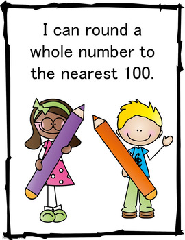 Rounding  To Tens and Hundreds