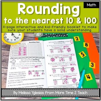 Rounding Theme Booklet {Mastering Rounding}