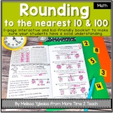 Rounding Theme Booklet {Mastering Rounding To The Nearest 10 & 100}