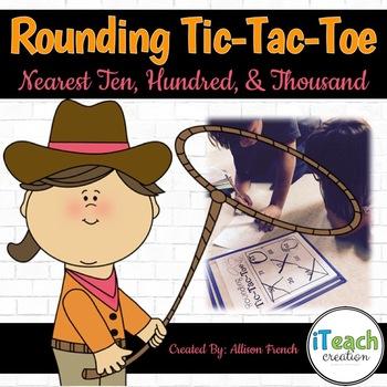 Rounding Tic-Tac-Toe