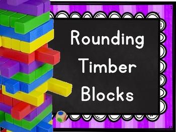 Rounding Timber Blocks