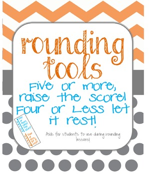 Rounding Tools for Math Lessons