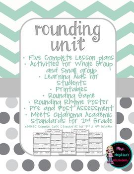 Rounding Unit