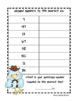 Rounding Up Packet