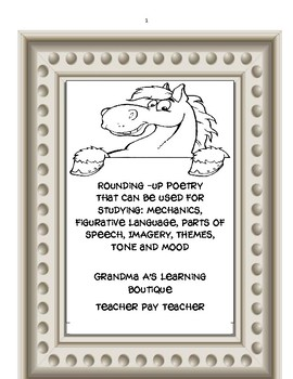 Rounding - Up Poetry