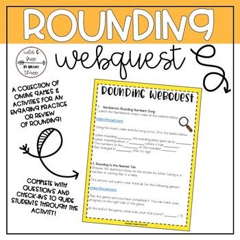Rounding WebQuest