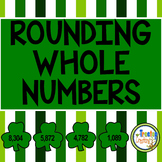 Rounding Whole Numbers (March)