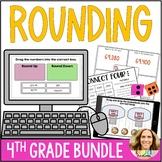 Rounding Whole Numbers Bundle