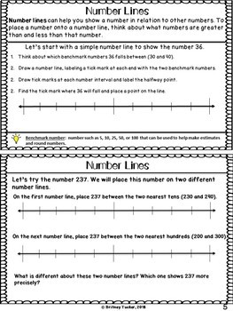 Rounding Whole Numbers (LESSON, ACTIVITIES, & POWERPOINT)