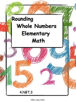 Rounding Whole Numbers Lesson Plan