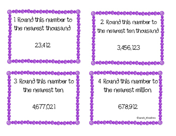Rounding Whole Numbers_through the millions