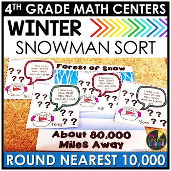 Winter Rounding Game