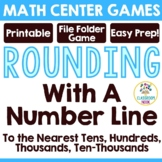 FREEBIE: Rounding With a Number Line