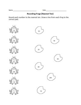Rounding Worksheets