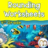 Rounding Worksheets 4th Grade