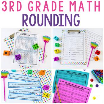 Third Grade Math - Rounding Unit