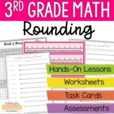 Third Grade Math - Rounding Unit