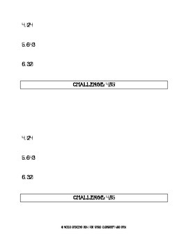 Rounding Worksheets and Quiz