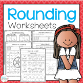 Rounding Worksheets for Fourth Grade