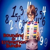 Rounding to the Nearest 10 and 100 Worksheet Bundle
