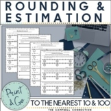 Rounding to the Nearest 10 and 100 Worksheet