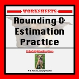 Rounding and Estimation Worksheets for Practice